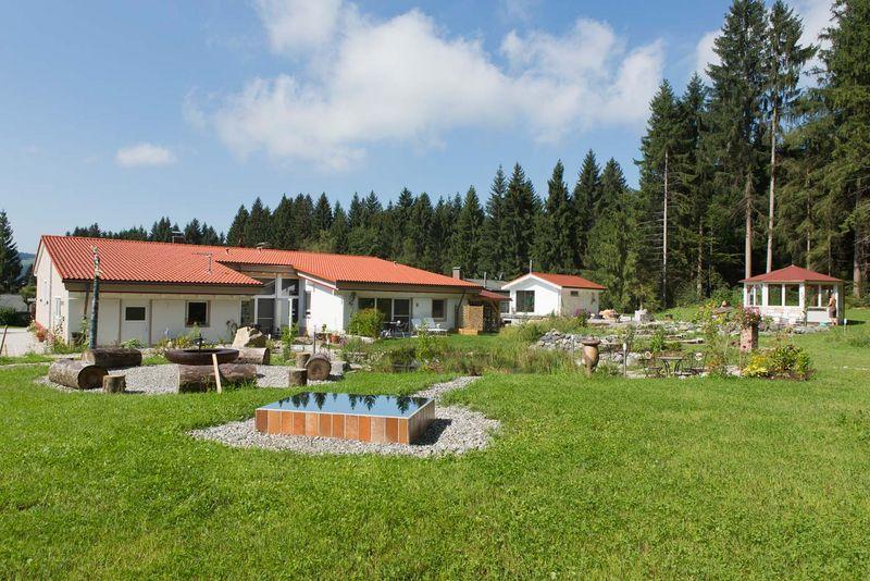 Haus am Waldpark