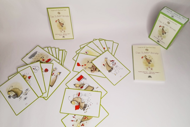 SUMA Prinzip, 40 Ess-Muster-Typ-Karten